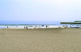 サーフポイント:太東海岸